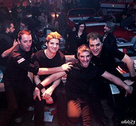 XBOX ROCK band